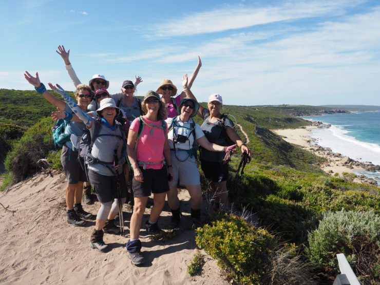 Fitness for walking holiday