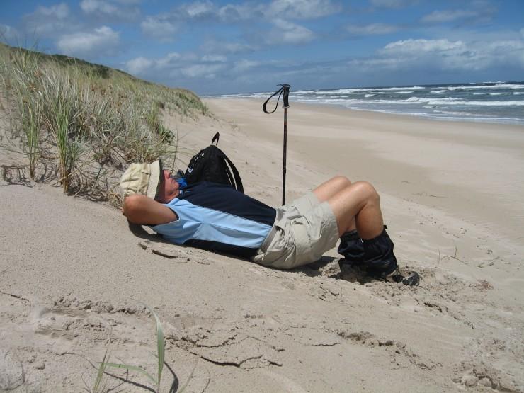 Bibbulmun Track Walpole to Denmark deserted beaches