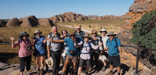 Kimberley walking tour