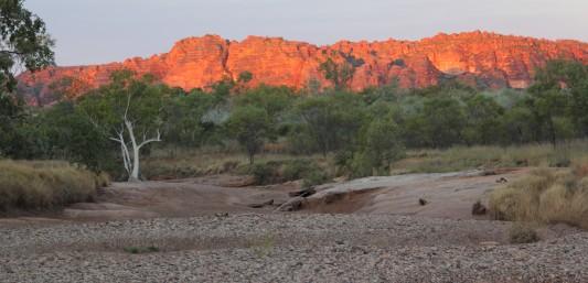 Enjoy beautiful Kimberley Sunsets