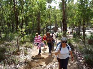 Day walks near Perth