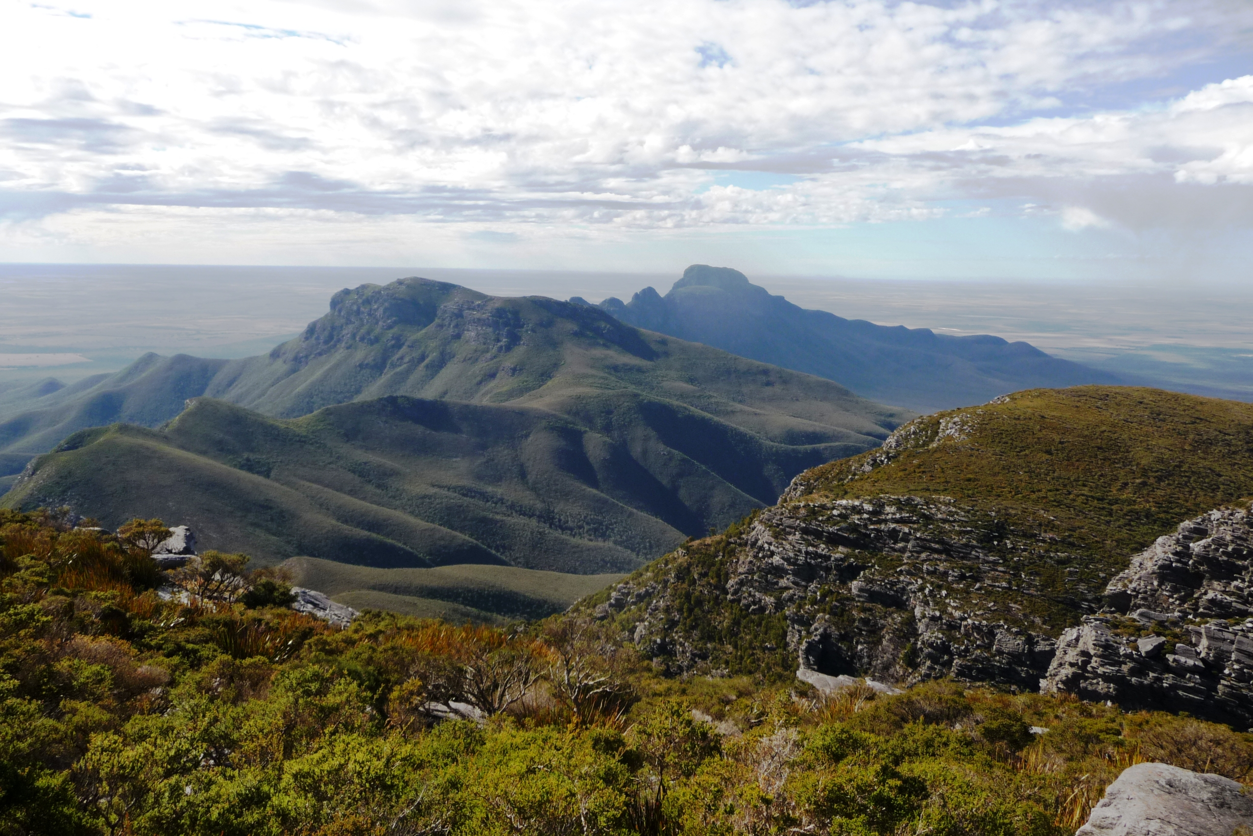 Stirling Ranges Walking Tour Inspiration Outdoors