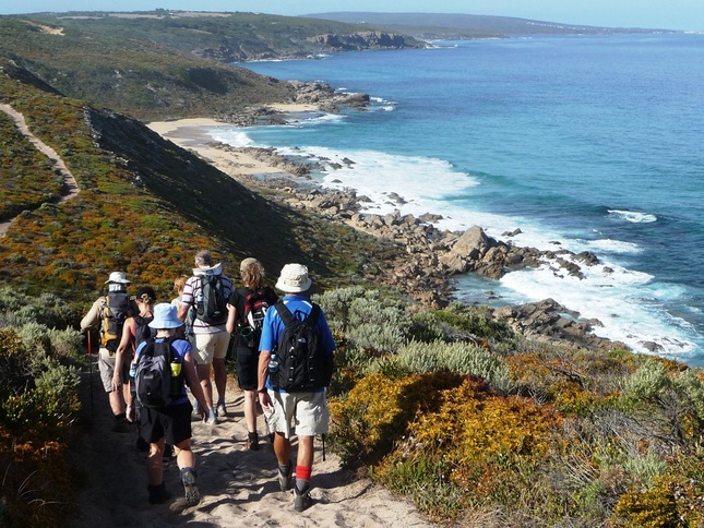 Diary from Easter's Cape to Cape Walk