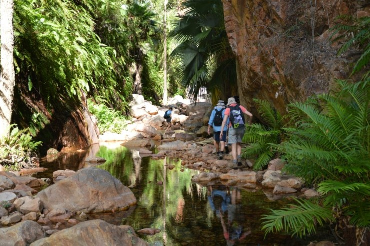 El Questro Station A Walkers Guide Inspiration Outdoors