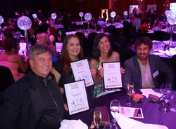 Inspiration Outdoors - Finalist in small business awards