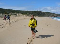 Beach Walking: Shoes or no shoes?