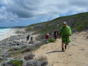 Trudy, Cape to Cape 2012