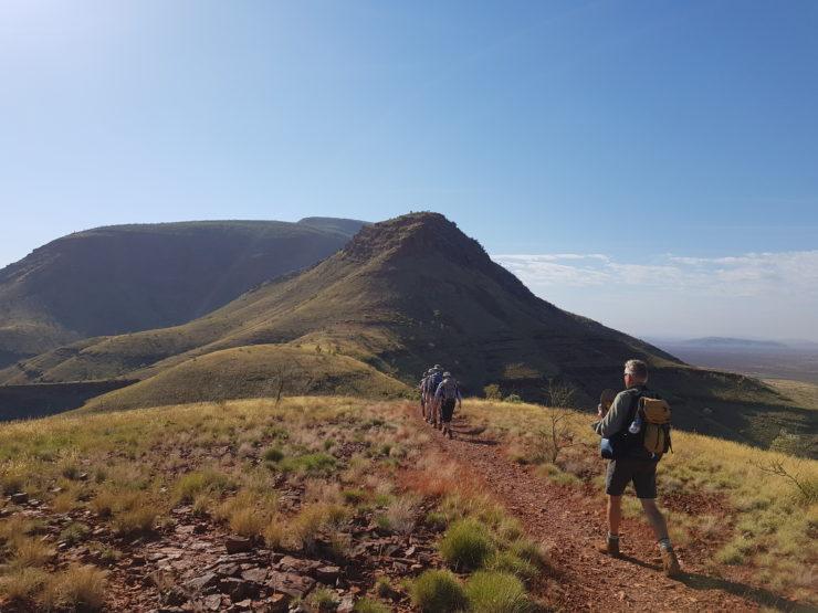 Day 4 – Mt Bruce