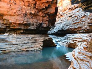 Hancock Pool Karijini Pilbara