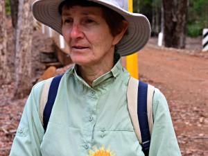 Yola on the Bibbulmun Track