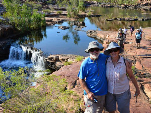Jono's Kimberley testimonial