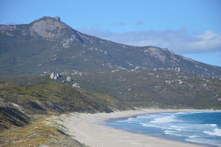 Mount Manypeaks, Western Australia