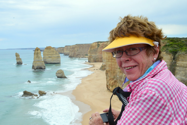 Day 7: Gibson Steps to 12 Apostles. Drive to Melbourne