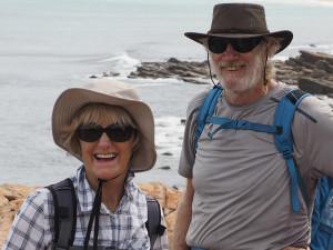 Judy, Cape to Cape 2016