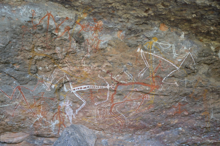 Day Two: Nourlangie rock art site and Barrk Walk