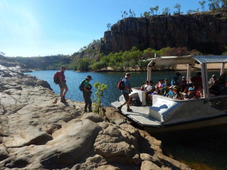 Day Six: Katherine Gorge and Butterfly Gorge walk in Nitmiluk