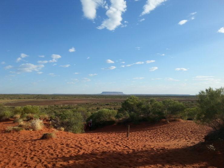 Yulara to Alice Springs