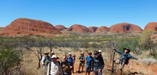Central Australia Tour