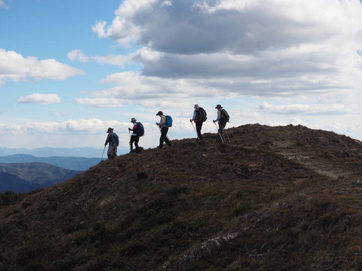 hiking victoria
