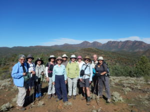 Flinders Ranges Tour Diary - May 2017