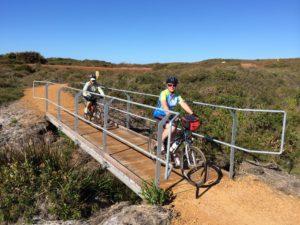 Munda Biddi Bike Tour, Albany to Walpole