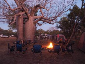 Kimberley Walking Tour, 10 June 2017 tour photos