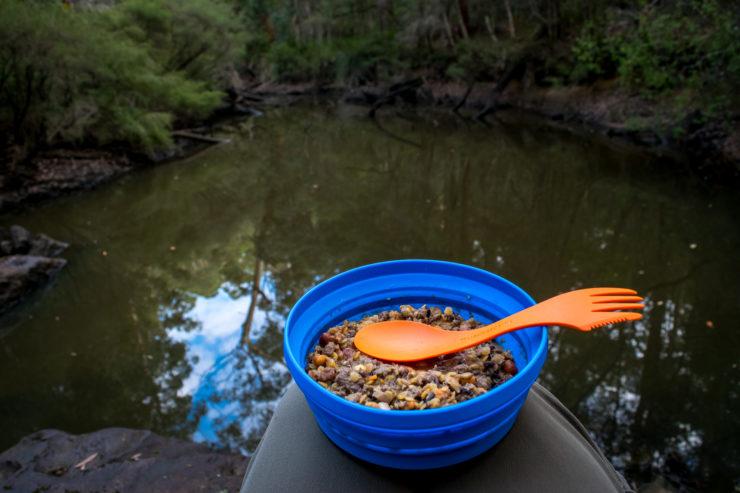 Dehydrated Kangaroo stew recipe