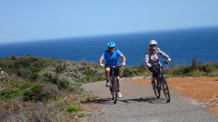 Mountain Bike on Munda Biddi Trail