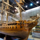 Ship Fremantle maritime Museum