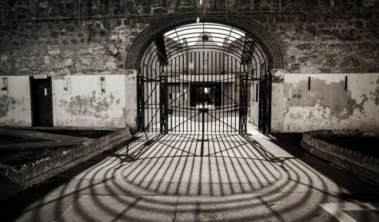 Fremantle Prison gate